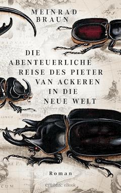 Die abenteuerliche Reise des Pieter van Aackeren in die neue Welt - Meinrad Braun - E-Book
