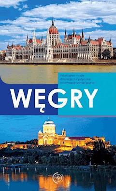 Przewodniki. Węgry - Wiesława Rusin - ebook