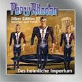 Perry Rhodan Silber Edition 57: Das heimliche Imperium - Clark Darlton - Hörbüch