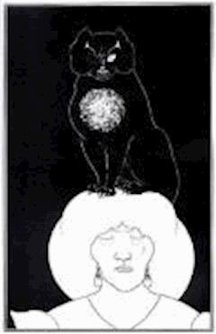 The Black Cat - Edgar Allan Poe - ebook