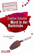 Mord in der Waschküche - Eveline Schulze - E-Book