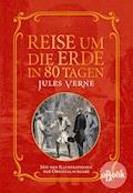 Reise um die Erde in 80 Tagen - Jules Verne - E-Book