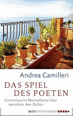 Das Spiel des Poeten - Andrea Camilleri - E-Book