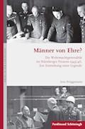 Männer von Ehre? - Jens Brüggemann - E-Book