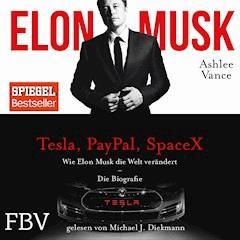 Elon Musk - Ashley Vance - Hörbüch