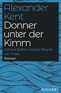 Donner unter der Kimm - Alexander Kent - E-Book