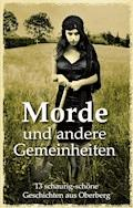 Morde und andere Gemeinheiten - Daniel Juhr - E-Book