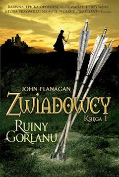 Ruiny Gorlanu - John Flanagan - ebook