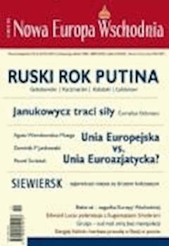 Nowa Europa Wschodnia 6/2012 - Opracowanie zbiorowe - ebook