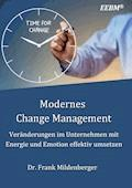 Modernes Change Management - Frank Mildenberger - E-Book
