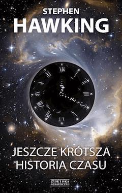 Jeszcze krótsza historia czasu - Stephen Hawking - ebook