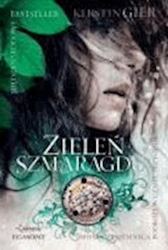 Zieleń Szmaragdu. Trylogia czasu  - Kerstin Gier - ebook