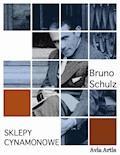 Sklepy cynamonowe - Bruno Schulz - ebook + audiobook