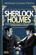 Sherlock Holmes T.3: Powrót Sherlocka Holmesa. Pożegnalny ukłon. Archiwum Sherlocka Holmesa DODRUK - Arthur Conan.Doyle - ebook