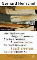 Sieben Martin Schlosser Romane in einem Band - Gerhard Henschel - E-Book