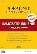Poradnik Gazety Prawnej nr 8/15. Samozatrudnienie - Jacek Ziółkowski - ebook