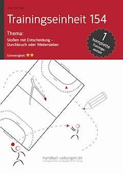 Stoßen mit Entscheidung - Durchbruch oder Weiterspielen (TE 154) - Jörg Madinger - E-Book