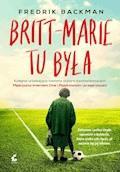 Britt-Marie tu była - Fredrik Backman - ebook