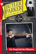 Butler Parker 110 - Kriminalroman - Günter Dönges - E-Book