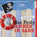 Flammen im Sand - Gisa Pauly - Hörbüch