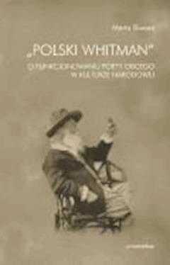 """Polski Whitman"" - Marta Skwara - ebook"