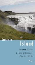 Lesereise Island - Susanne Schaber - E-Book