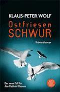 Ostfriesenschwur - Klaus-Peter Wolf - E-Book + Hörbüch