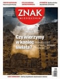 Miesięcznik Znak. Grudzień 2012 - Opracowanie zbiorowe - ebook