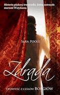 Zdrada - Sara Poole - ebook
