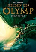 Helden des Olymp 5: Das Blut des Olymp - Rick Riordan - E-Book