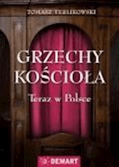 Grzechy Kościoła - Tomasz Terlikowski - ebook