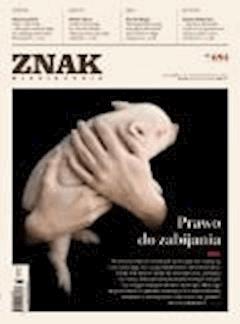 Miesięcznik Znak. Marzec 2013 - Opracowanie zbiorowe - ebook
