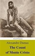 The Count of Monte Cristo (Active TOC, Free Audiobook) (A to Z Classics) - Alexandre Dumas - E-Book
