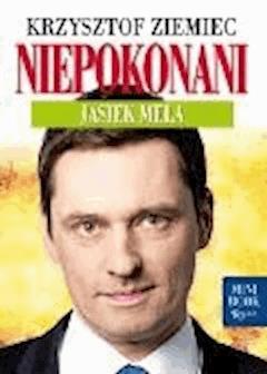 Niepokonani - Jasiek Mela - Krzysztof Ziemiec - ebook