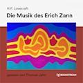 Die Musik des Erich Zann - H. P. Lovecraft - Hörbüch