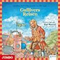 Gullivers Reisen - Jonathan Swift - Hörbüch