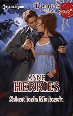 Sekret lorda Marlowe'a - Anne Herries - ebook