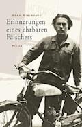 Erinnerungen eines ehrbaren Fälschers - Seef Eisikovic - E-Book