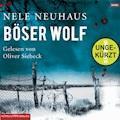 Ein Bodenstein-Kirchhoff-Krimi, Folge 6: Böser Wolf - Nele Neuhaus - Hörbüch