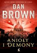 Anioły i demony - Dan Brown - ebook