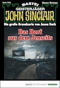 John Sinclair - Folge 1903 - Timothy Stahl - E-Book