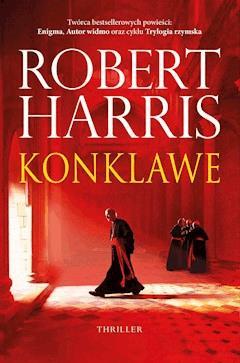 Konklawe - Robert Harris - ebook + audiobook