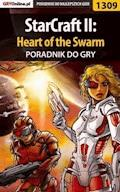 "StarCraft II: Heart of the Swarm - poradnik do gry - ""Asmodeusz"" - ebook"