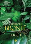 Sekret - Charlotte Brontë - ebook