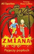 Z.M.I.A.N.A. Pajęczy popłoch - Ali Sparkes - ebook