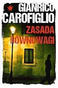 Zasada równowagi - Gianrico Carofiglio - ebook