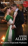 Wyjątkowe święta lorda Weybourn - Louise Allen - ebook