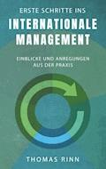 Erste Schritte ins internationale Management - Thomas Rinn - E-Book