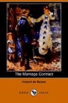 The Marriage Contract - Honoré de  Balzac - ebook