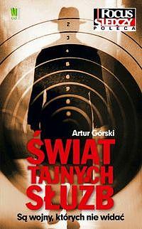 Świat tajnych służb - Artur Górski - ebook